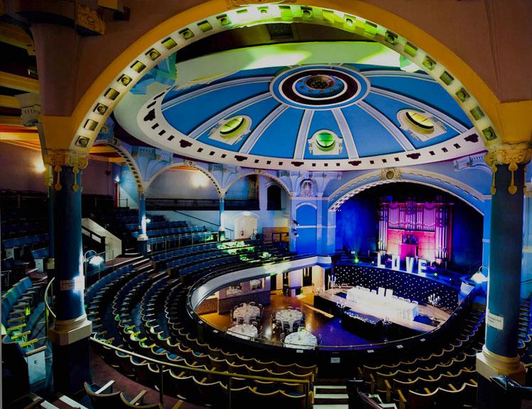 Grand Central Hall Interior