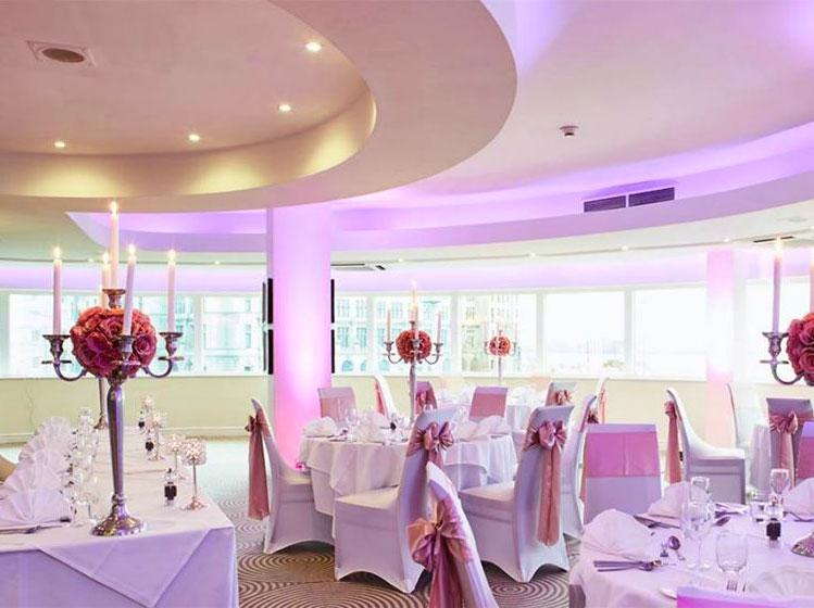 Mercure Liverpool Atlantic Hotel Interior