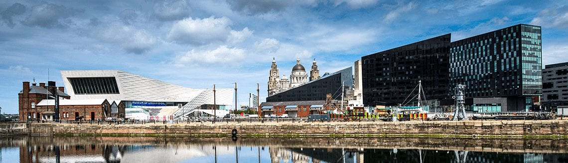 Liverpool: A fantastic city for corporate events and academic conferences